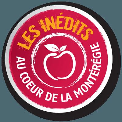 Logo Les Inédits au Coeur de la Montérégie